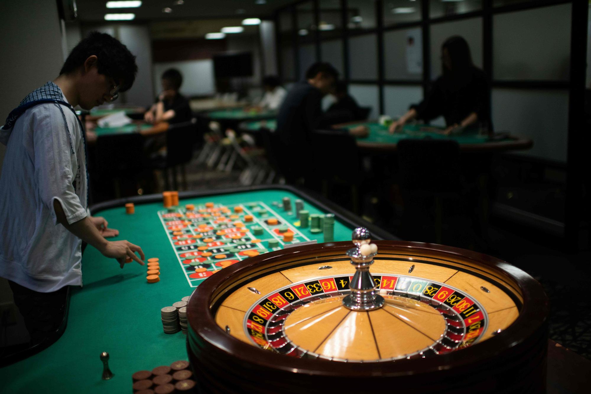 JAPAN-GAMBLING-POLITICS-TOURISM